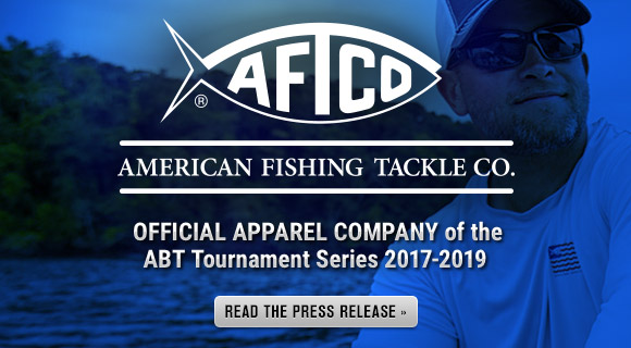 AFTCO Named Official Apparel Company of the Alabama Bass Trail